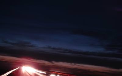 sunset, sea, beach, water, horizon, line, swim, orange, apa, soare, sun, apus, linie, orizont, inot, mare, plaja, way, road, drum, light, reflection, reflect, head, lights, lumini, sundown