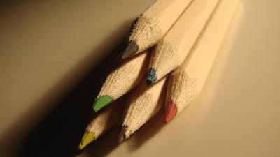 pencil, write, note, notes, background, close, closeup, close-up, diagonal, conceptual, instrument, engineering, isolated, mark, pen, point, sign, tool, white, creativity, creative, concept, idea, letter, novel, compose, composing, blank, crayons, writting, pencil, colors, colored, black, white